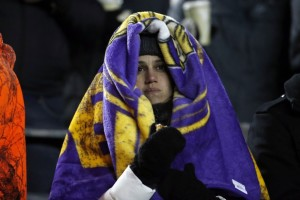 Stay Warm at Vikings Game vs Seahwks